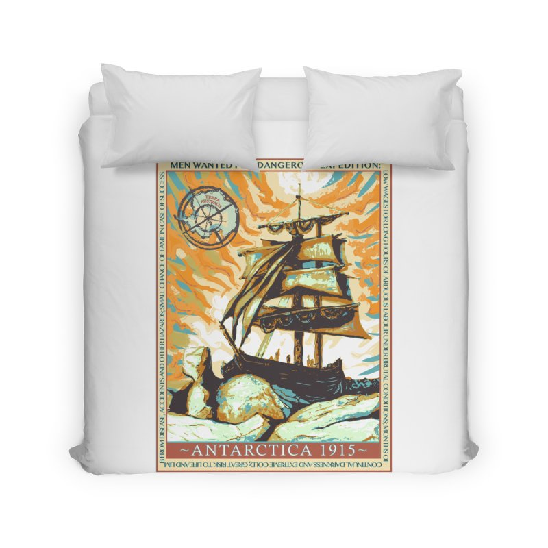 The Endurance Home Duvet by Clare Bohning's Shop