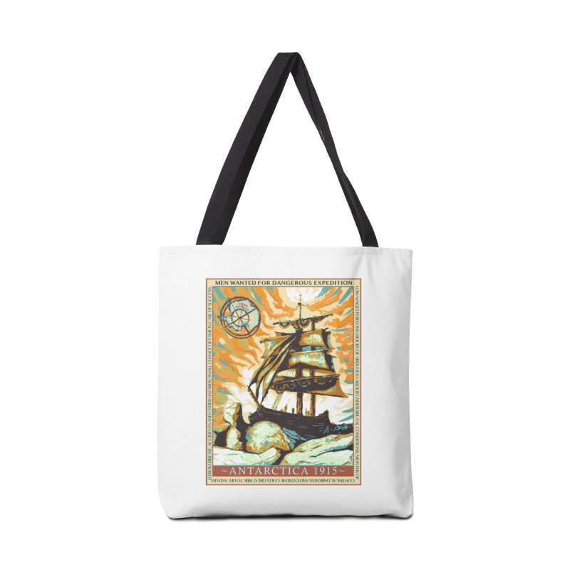 The Endurance Accessories Tote Bag Bag by Clare Bohning's Shop