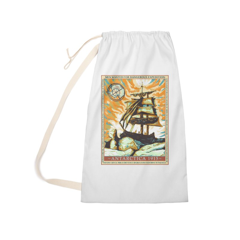 The Endurance Accessories Laundry Bag Bag by Clare Bohning's Shop