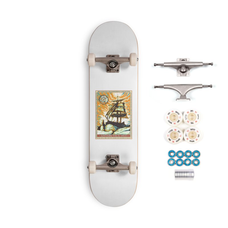 The Endurance Accessories Complete - Premium Skateboard by Clare Bohning's Shop