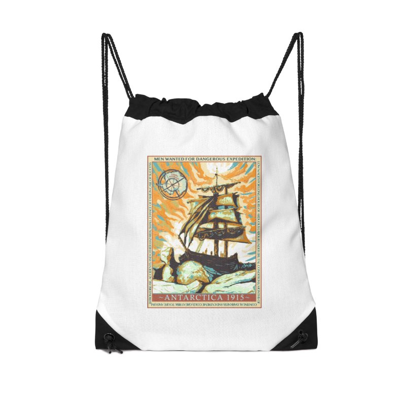 The Endurance Accessories Drawstring Bag Bag by Clare Bohning's Shop