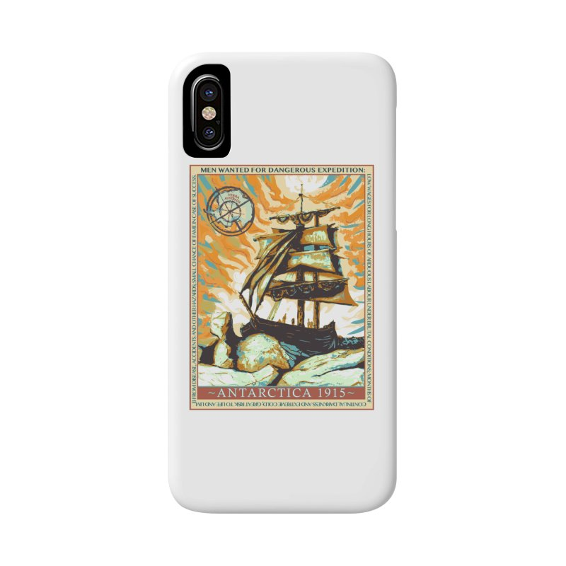 The Endurance Accessories Phone Case by Clare Bohning's Shop