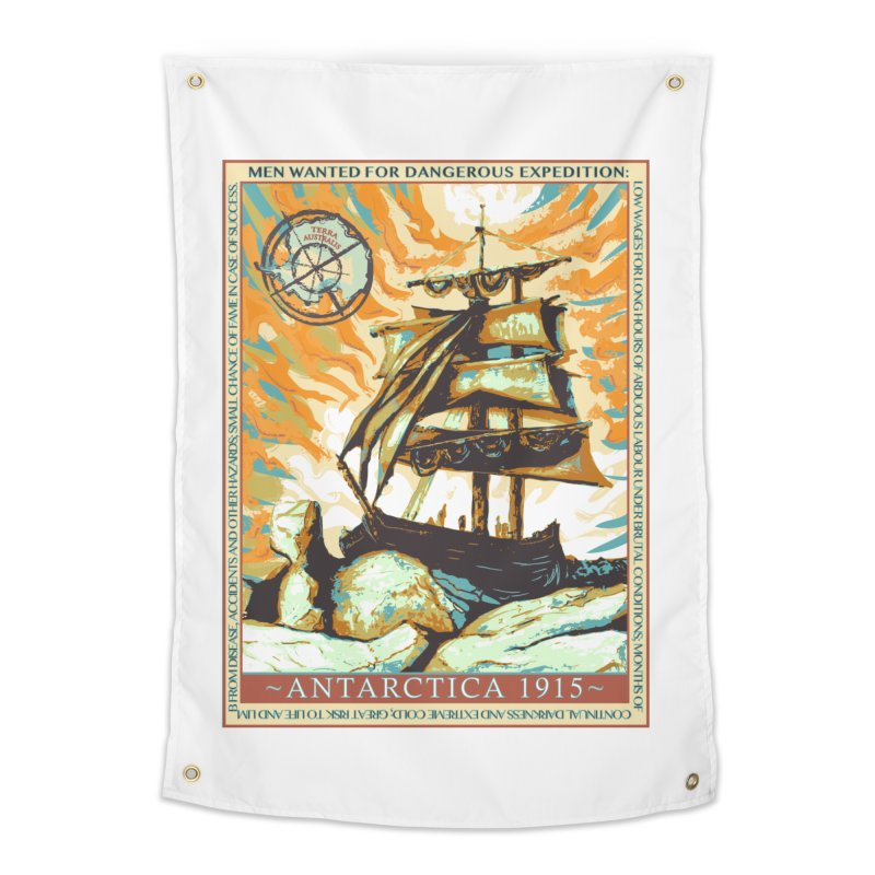 The Endurance Home Tapestry by Clare Bohning's Shop