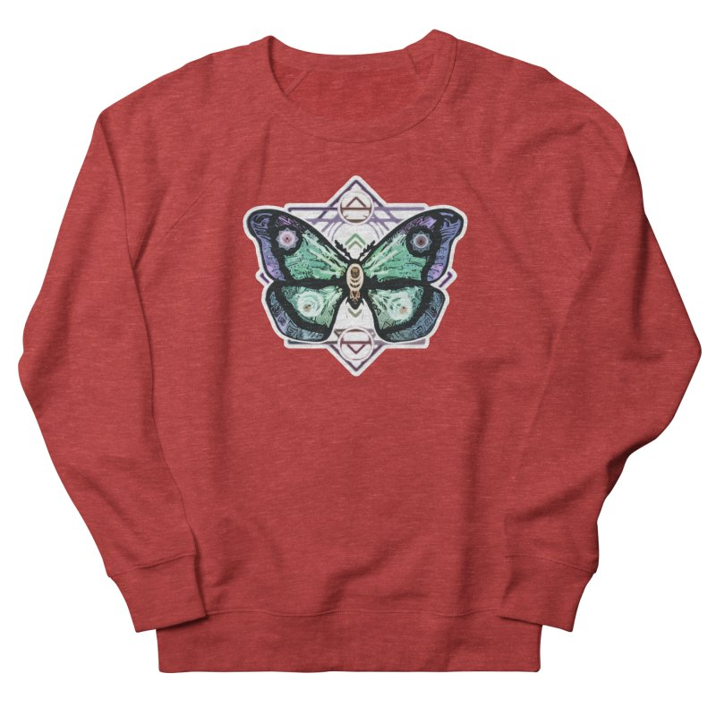 Guide Women's French Terry Sweatshirt by Clare Bohning's Shop