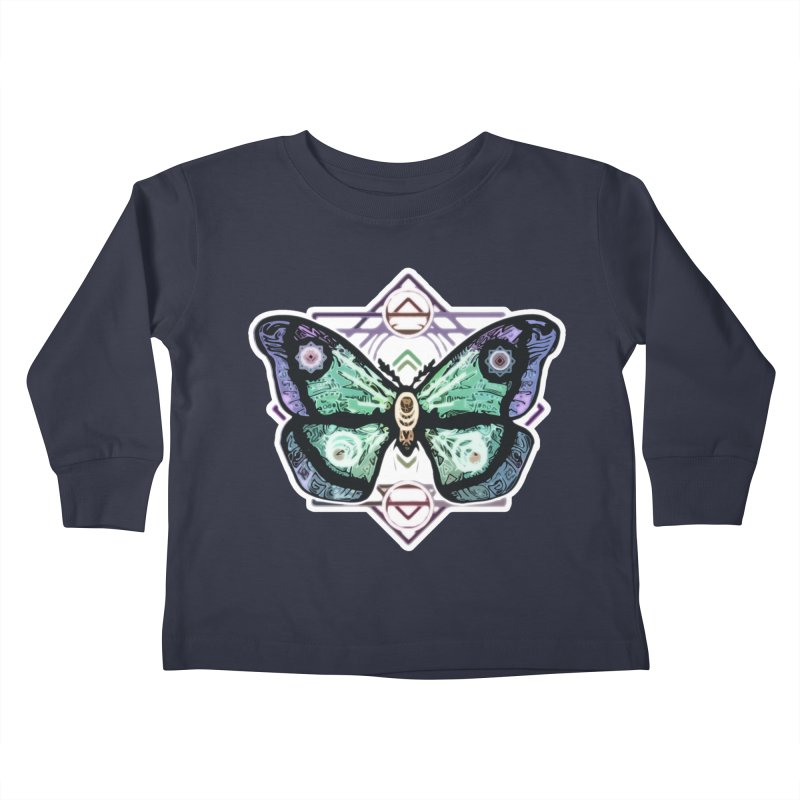 Guide Kids Toddler Longsleeve T-Shirt by Clare Bohning's Shop