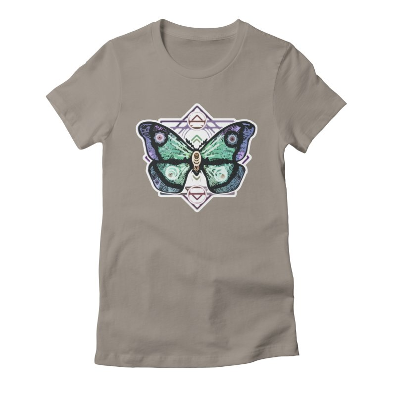 Guide Women's Fitted T-Shirt by Clare Bohning's Shop