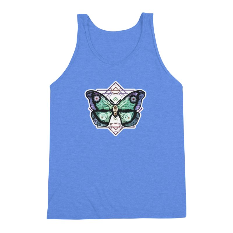 Guide Men's Triblend Tank by Clare Bohning's Shop