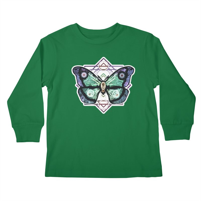 Guide Kids Longsleeve T-Shirt by Clare Bohning's Shop