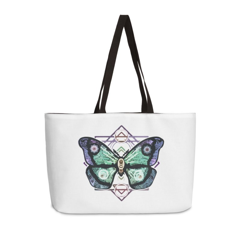 Guide Accessories Weekender Bag Bag by Clare Bohning's Shop