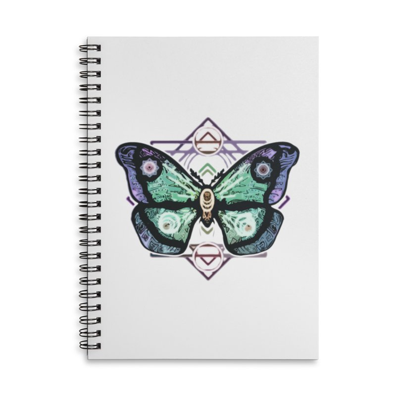 Guide Accessories Lined Spiral Notebook by Clare Bohning's Shop
