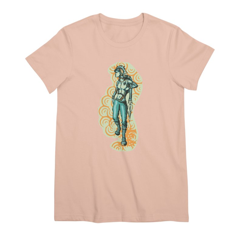 Don't Need Wings to Fly Women's Premium T-Shirt by Clare Bohning's Shop