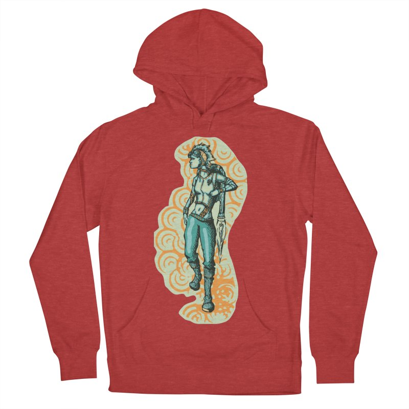 Don't Need Wings to Fly Men's French Terry Pullover Hoody by Clare Bohning's Shop