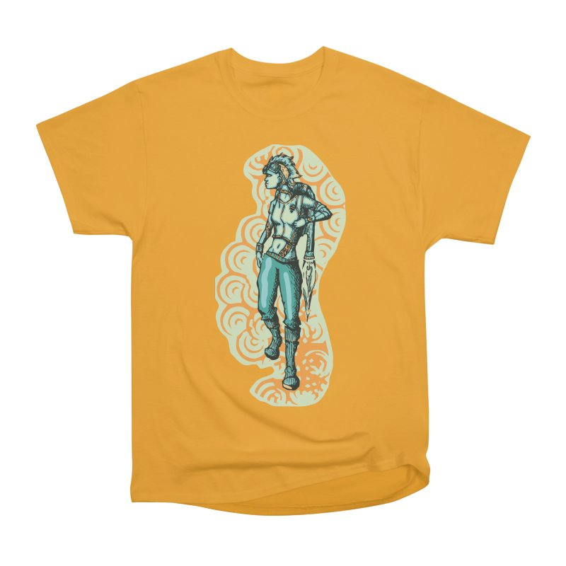 Don't Need Wings to Fly Men's Heavyweight T-Shirt by Clare Bohning's Shop