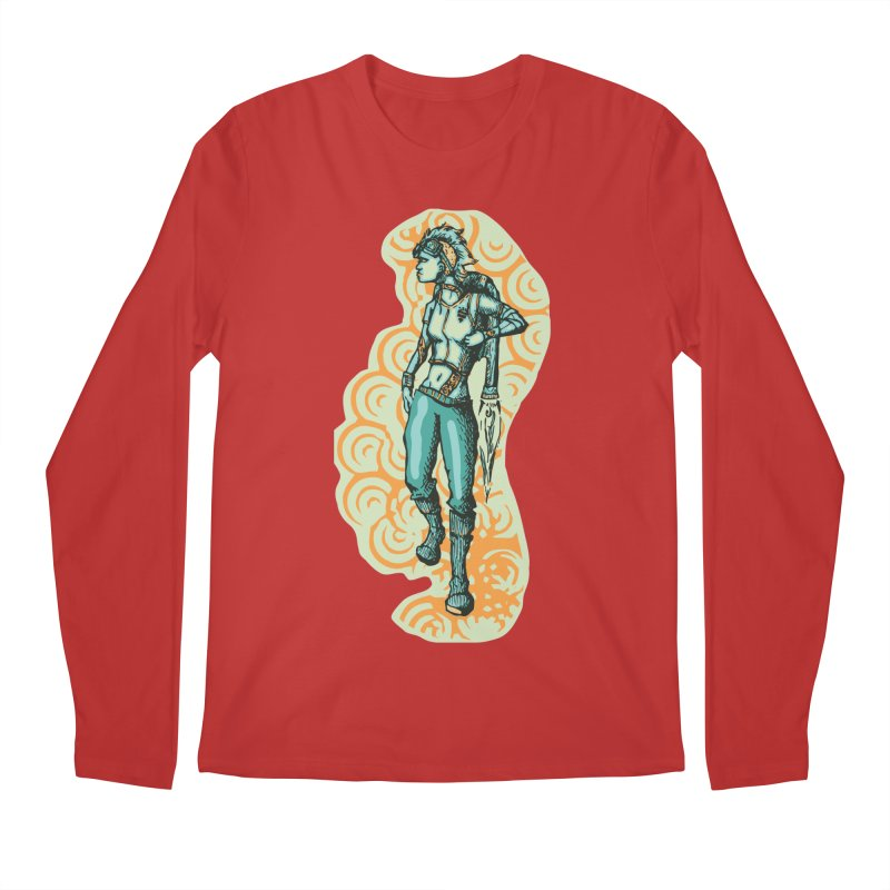 Don't Need Wings to Fly Men's Regular Longsleeve T-Shirt by Clare Bohning's Shop