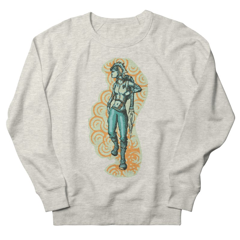 Don't Need Wings to Fly Men's French Terry Sweatshirt by Clare Bohning's Shop