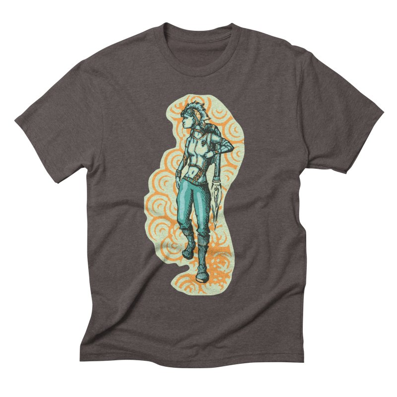 Don't Need Wings to Fly Men's Triblend T-Shirt by Clare Bohning's Shop