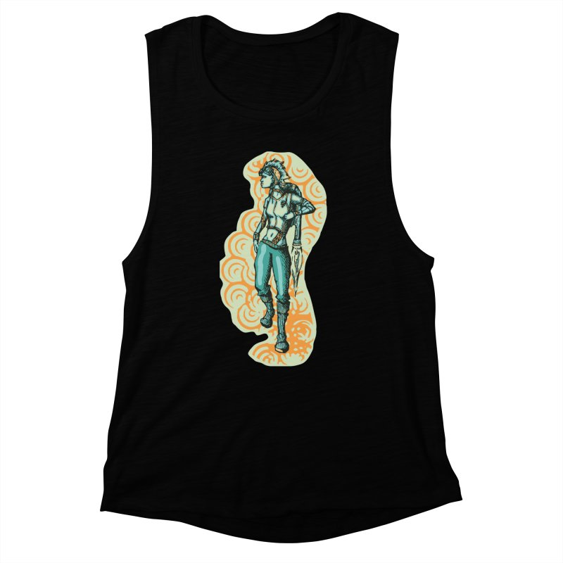 Don't Need Wings to Fly Women's Muscle Tank by Clare Bohning's Shop