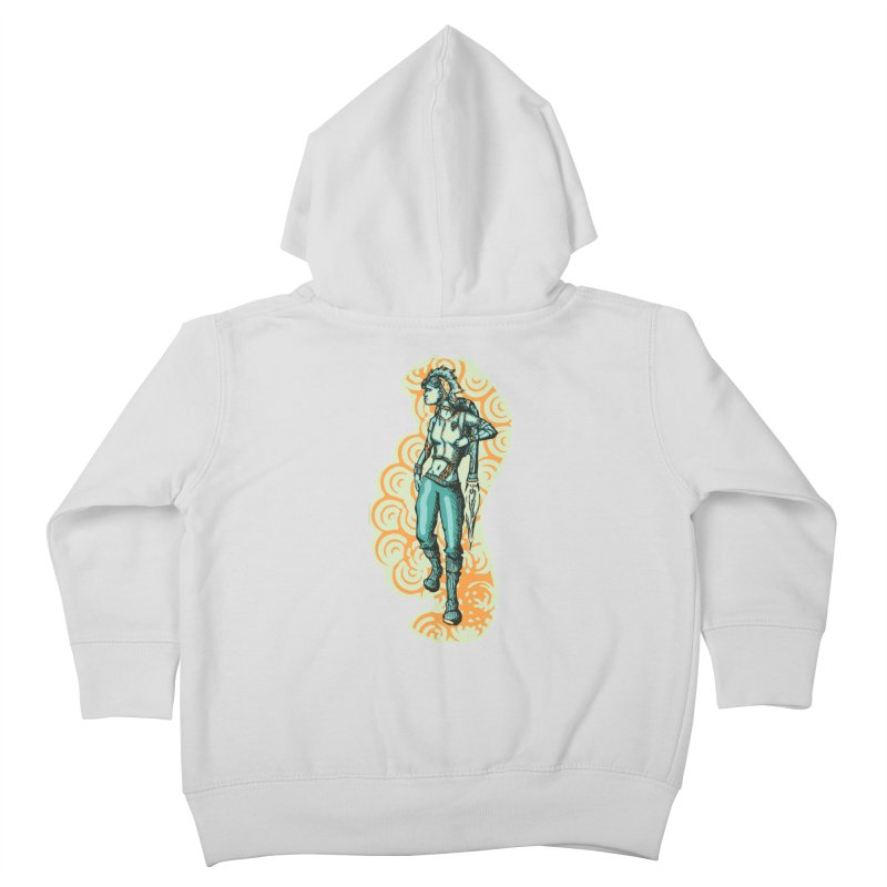 Don't Need Wings to Fly Kids Toddler Zip-Up Hoody by Clare Bohning's Shop