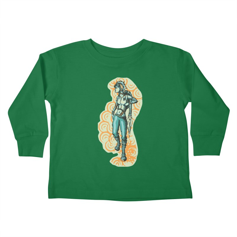 Don't Need Wings to Fly Kids Toddler Longsleeve T-Shirt by Clare Bohning's Shop