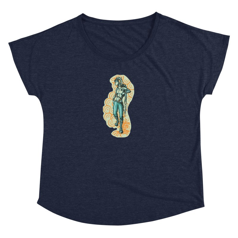 Don't Need Wings to Fly Women's Scoop Neck by Clare Bohning's Shop
