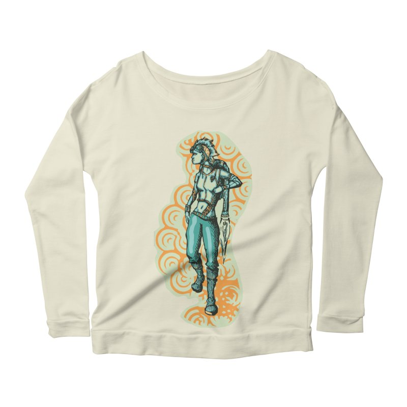 Don't Need Wings to Fly Women's Scoop Neck Longsleeve T-Shirt by Clare Bohning's Shop