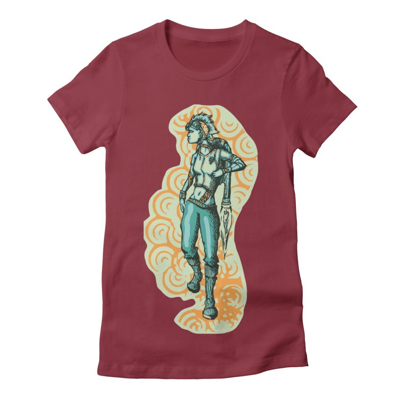 Don't Need Wings to Fly Women's Fitted T-Shirt by Clare Bohning's Shop