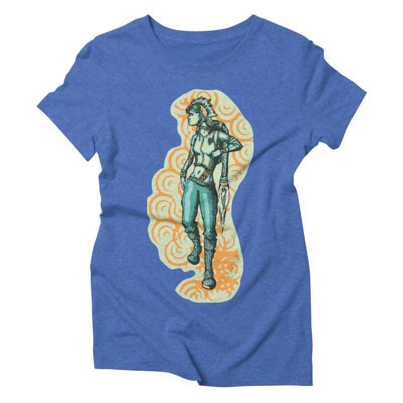Don't Need Wings to Fly Women's Triblend T-Shirt by Clare Bohning's Shop