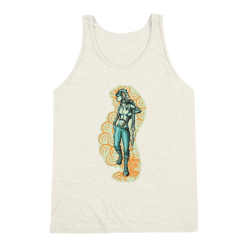 Don't Need Wings to Fly Men's Triblend Tank by Clare Bohning's Shop