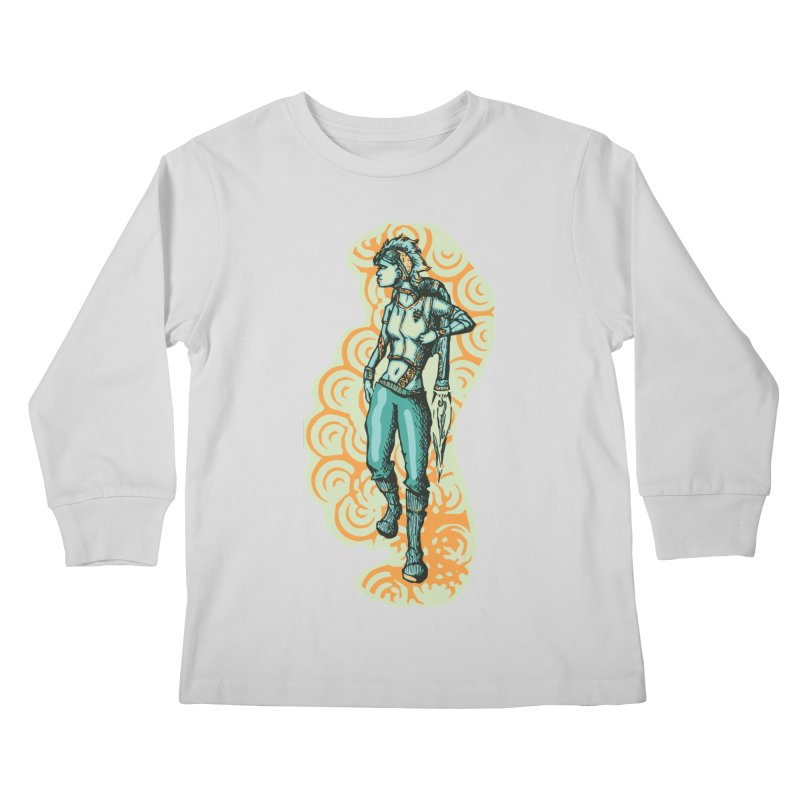 Don't Need Wings to Fly Kids Longsleeve T-Shirt by Clare Bohning's Shop