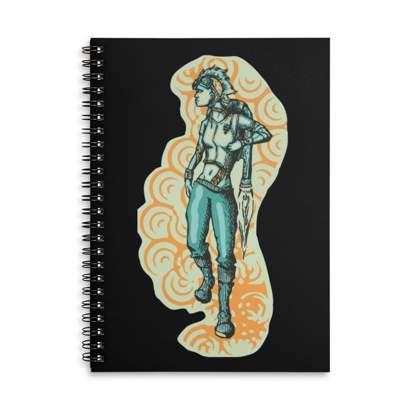 Don't Need Wings to Fly Accessories Lined Spiral Notebook by Clare Bohning's Shop