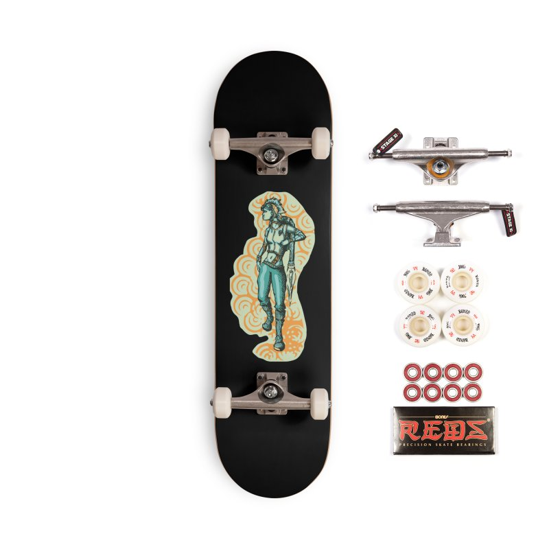 Don't Need Wings to Fly Accessories Complete - Pro Skateboard by Clare Bohning's Shop