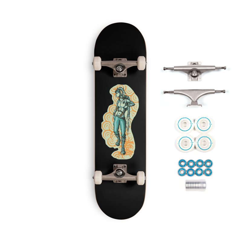 Don't Need Wings to Fly Accessories Complete - Basic Skateboard by Clare Bohning's Shop