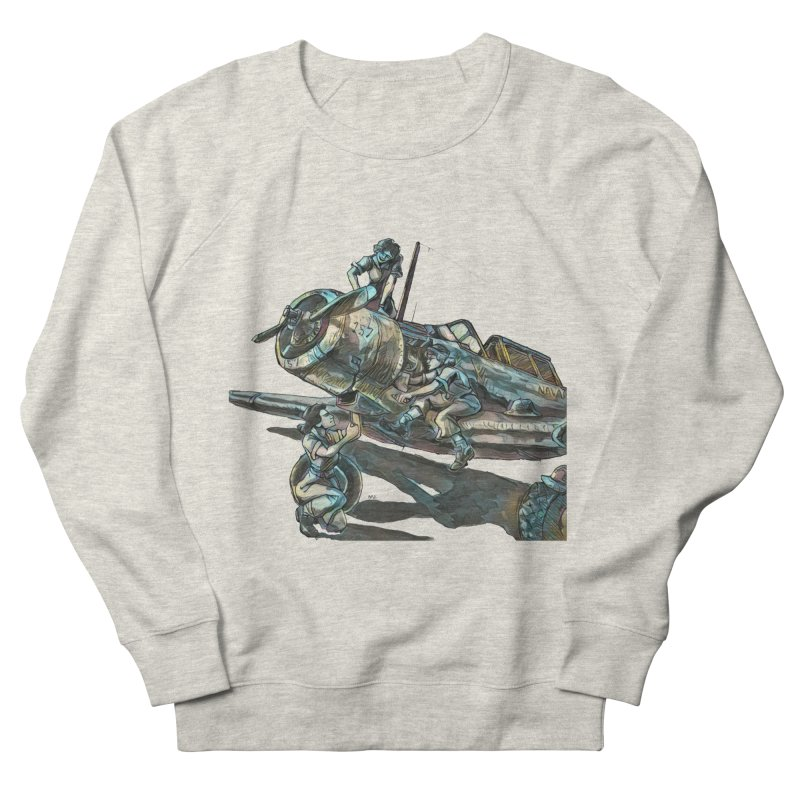 Navy Gals Men's Sweatshirt by Clare Bohning's Shop