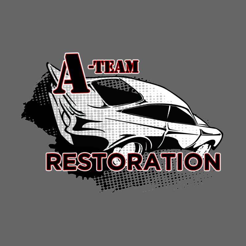A-Team Restoration   by Clare Bohning's Shop