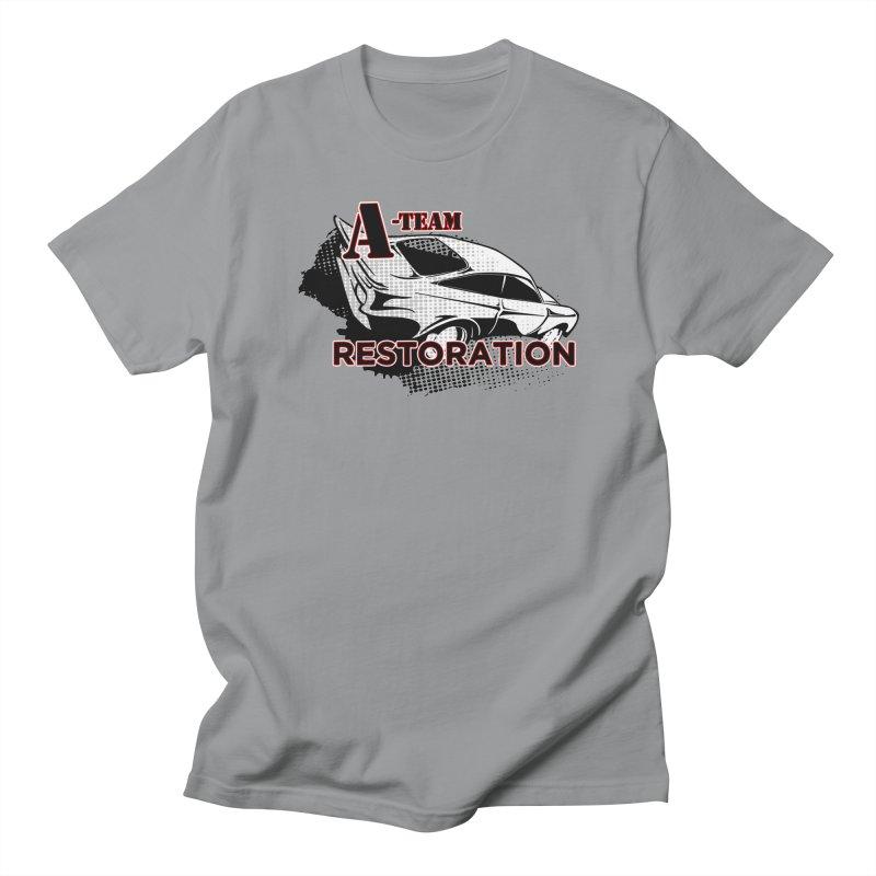 A-Team Restoration Men's Regular T-Shirt by Clare Bohning's Shop
