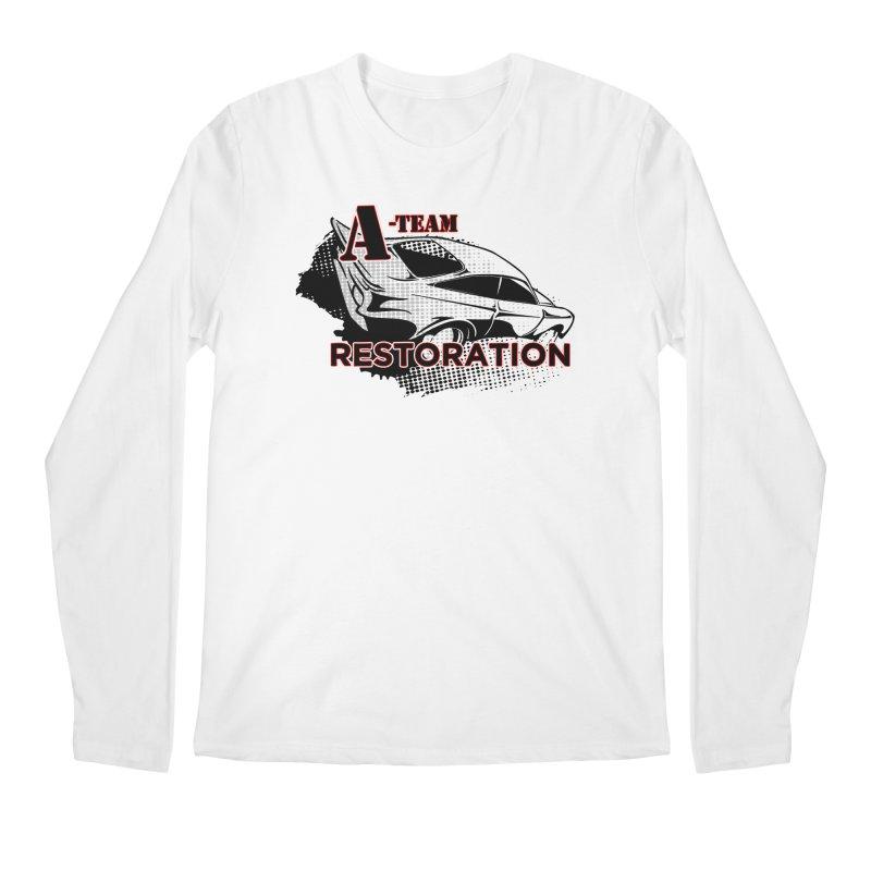 A-Team Restoration Men's Regular Longsleeve T-Shirt by Clare Bohning's Shop