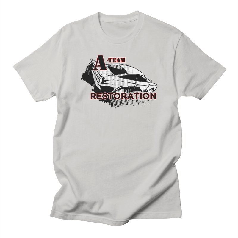 A-Team Restoration Women's Regular Unisex T-Shirt by Clare Bohning's Shop