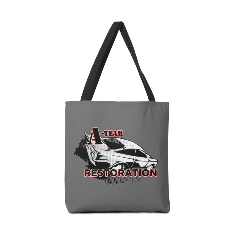 A-Team Restoration Accessories Bag by Clare Bohning's Shop