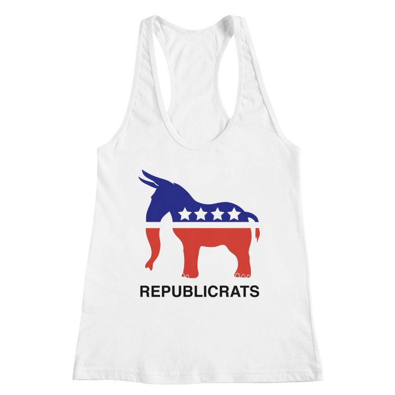 REPUBLICRATS Women's Tank by L33T GUY'S CRYPTO TEES