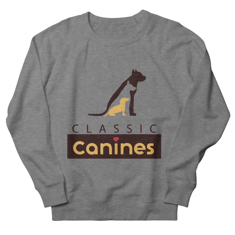 Classic Canines - TShirts & Sweatshirts Women's Sweatshirt by Classic Canines Gear