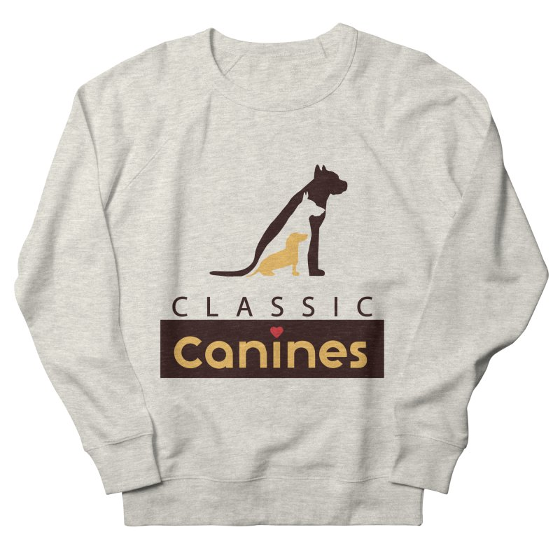 Classic Canines - TShirts & Sweatshirts Men's Sweatshirt by Classic Canines Gear