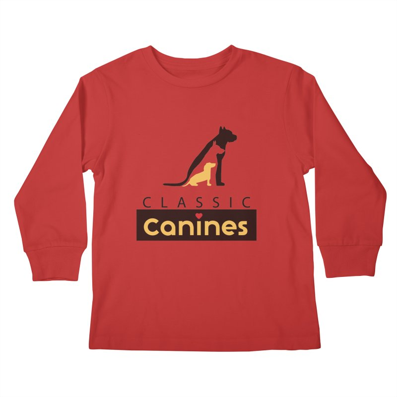 Kids None by Classic Canines Gear