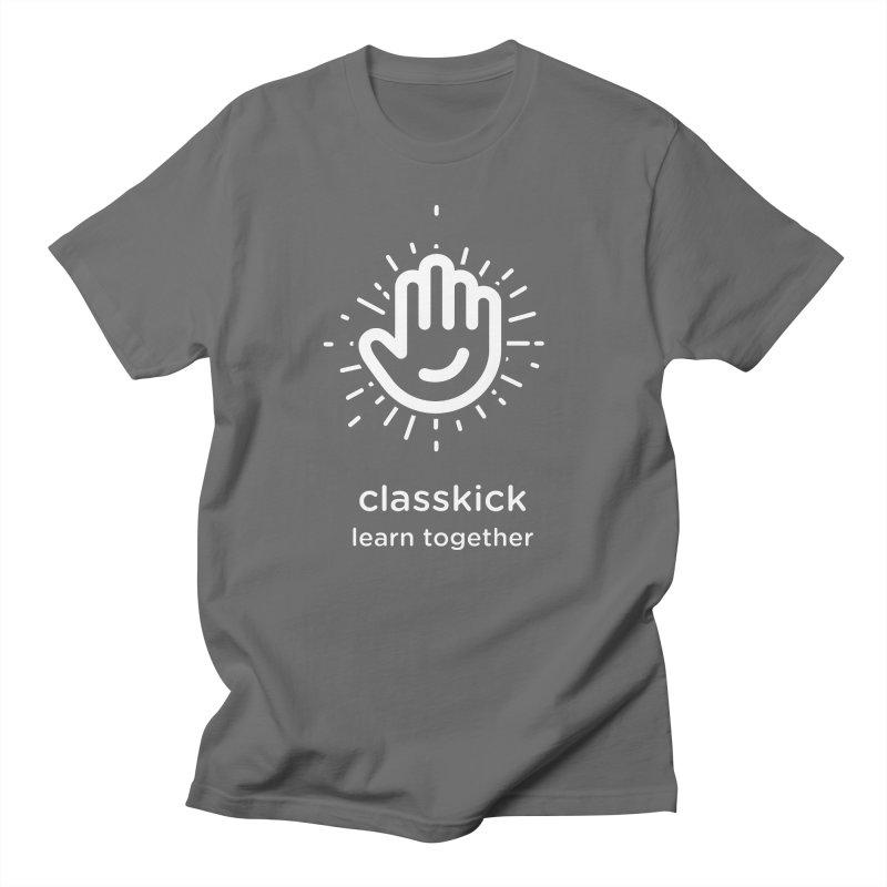 Hand Raise Starburst Men's T-Shirt by Classkick Store
