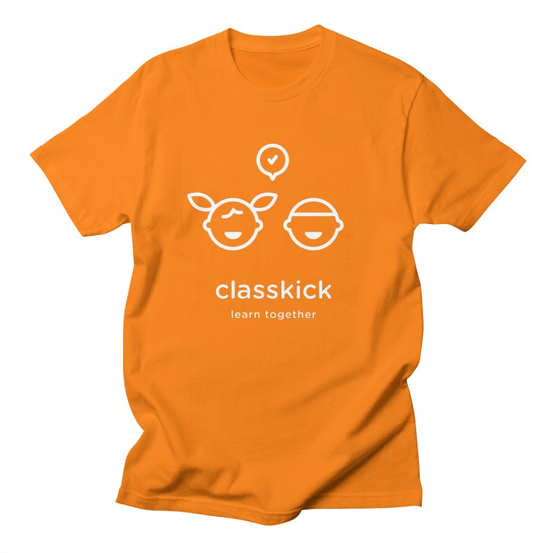 Students Check Women's Regular Unisex T-Shirt by Classkick's Artist Shop