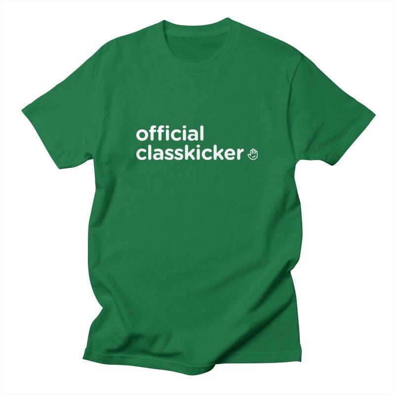 Official Classkicker Men's T-Shirt by Classkick Store