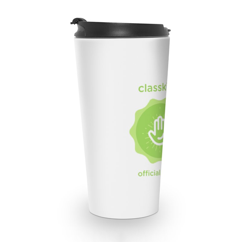 Classkick Official Coach Accessories Travel Mug by Classkick's Artist Shop