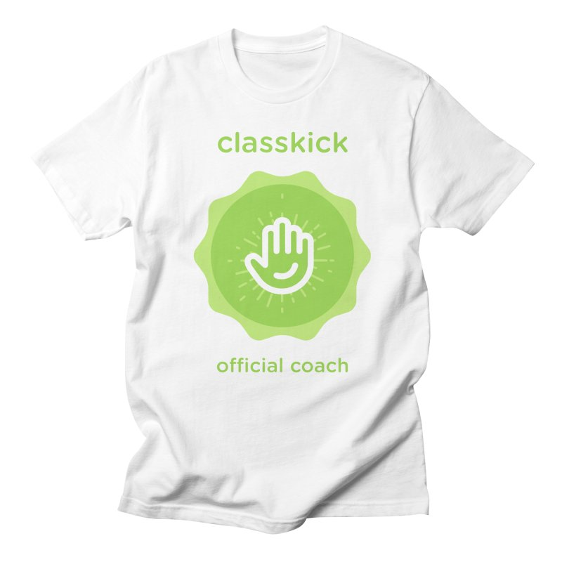 Classkick Official Coach Women's Regular Unisex T-Shirt by Classkick's Artist Shop