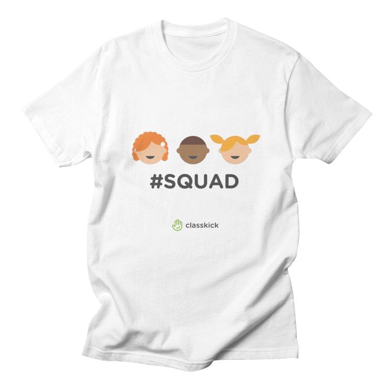 Squad Horizontal Women's T-Shirt by Classkick Store