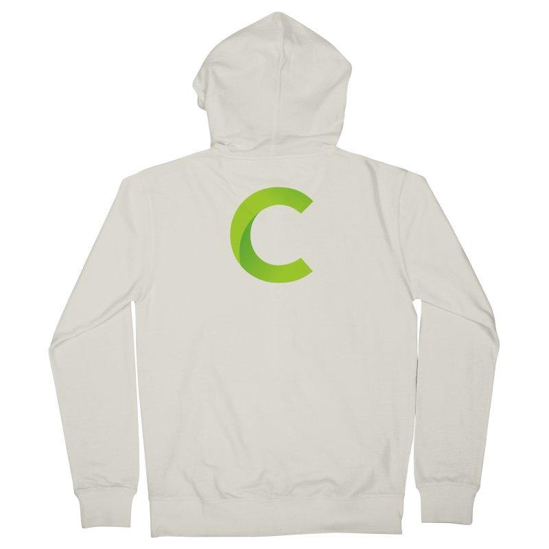 Classkick C Women's Zip-Up Hoody by Classkick's Artist Shop