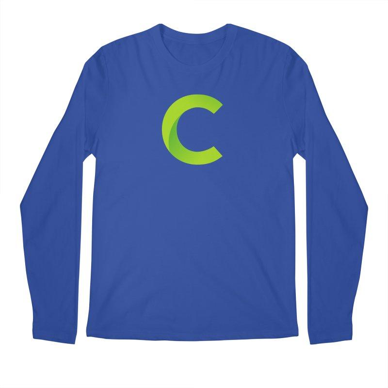 Classkick C Men's Regular Longsleeve T-Shirt by Classkick's Artist Shop